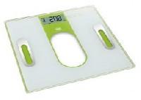 Osobní váha s tukoměrem Bravo B-5098 zelená